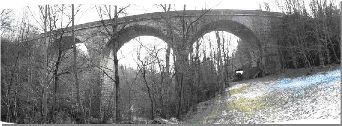 Ponte In Muratura.Ponti In Muratura
